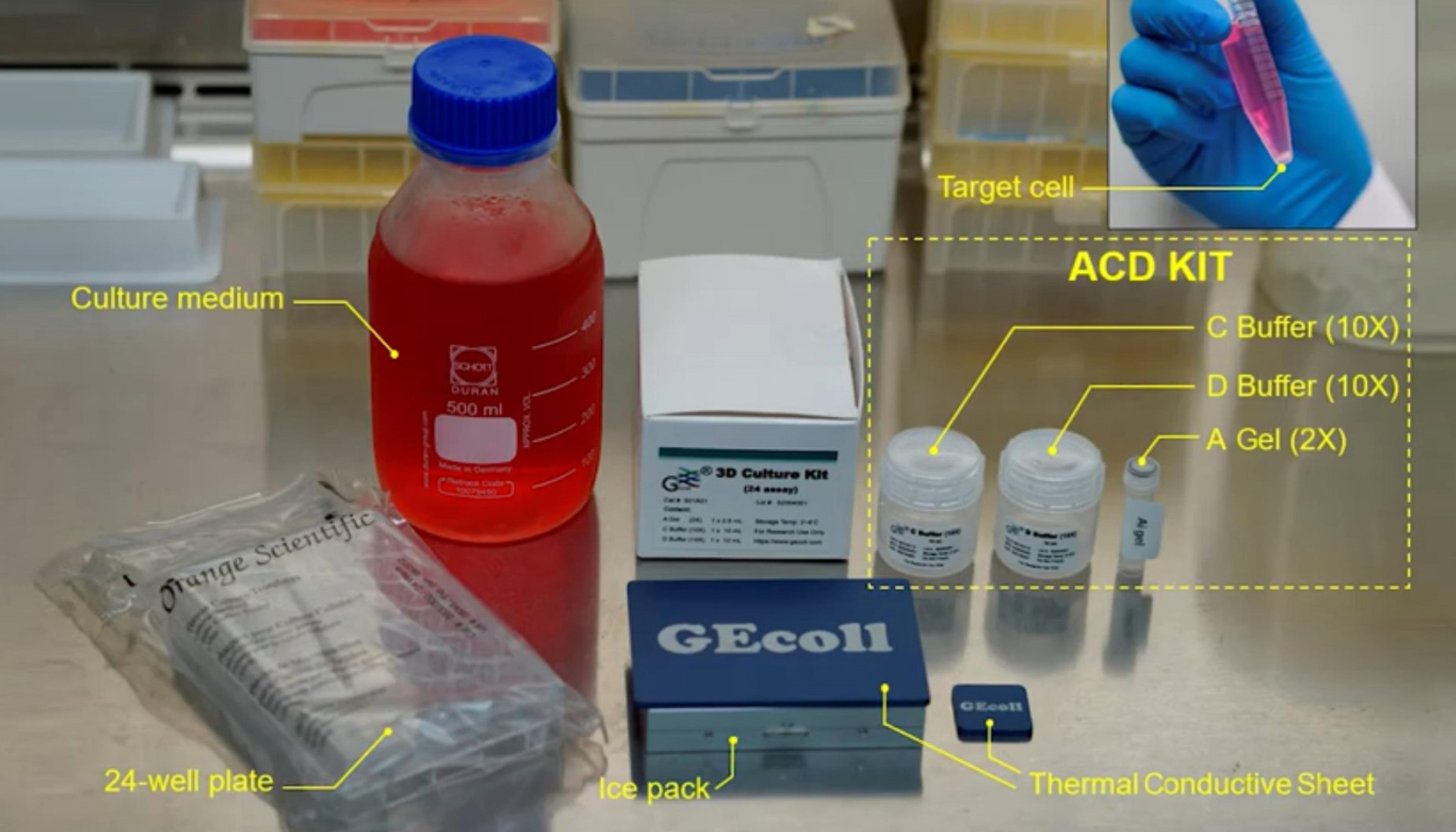 ACD_3D細胞培養試劑產品圖