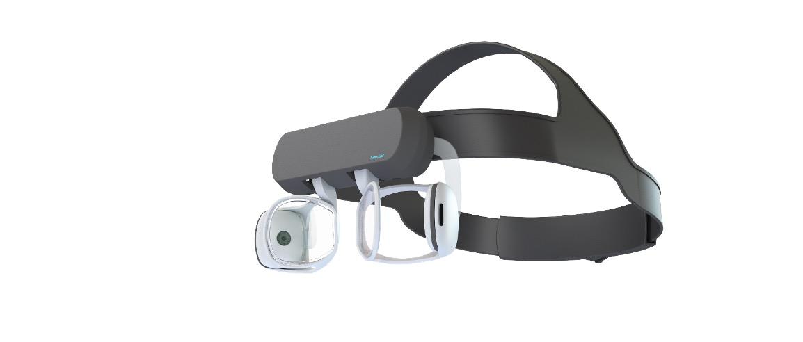 新型眼球運動攝影裝置