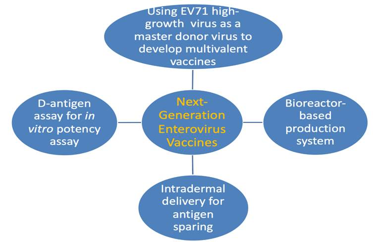 Concept for the next-generation EV vaccines